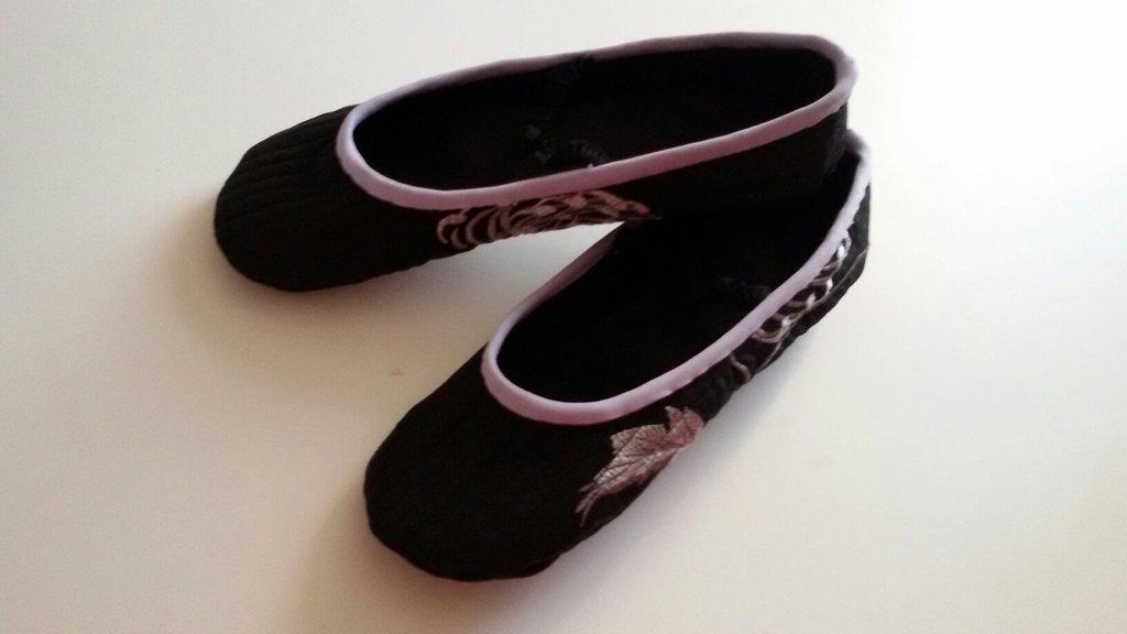 Pantofole comode e confortevoli
