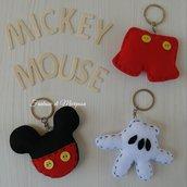 Portachiavi mickey mouse