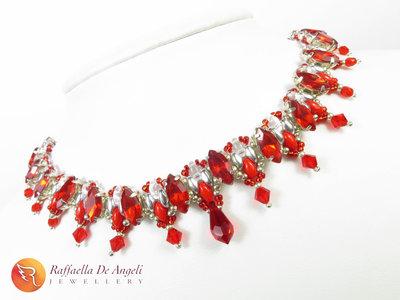 Collana cristalli Grace 05