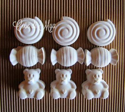 40 gessetti miniatura Baby