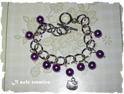Bracciale Hello Kitty!