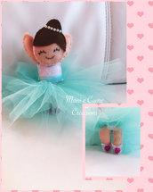 Ballerina Tiffany - feltro