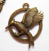 5 Charms Ghiandaia imitatrice bronzo