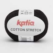 filato cotton STRETCH per costumi cod 2 nero