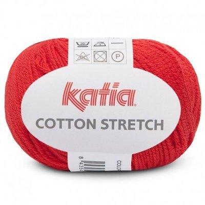 filato cotton STRETCH per costumi cod 33 rosso