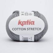 filato cotton STRETCH per costumi cod 27 grigio
