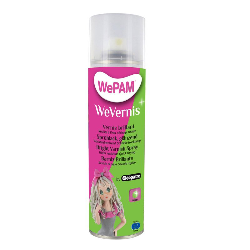 Vernice Brillante (WePam color NEUTRO\PURA 145 gr)