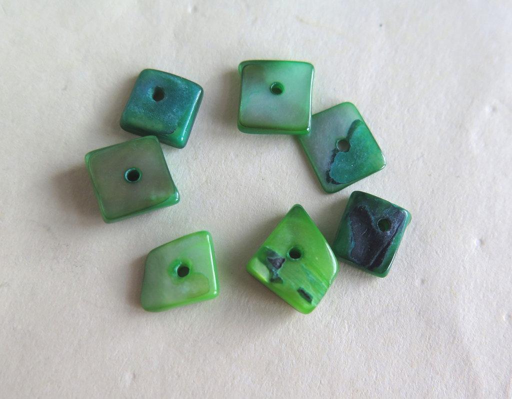 30 Frammenti SHELL GREEN FMP 4