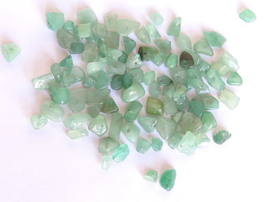 50 Frammenti Agata verde  fmp11