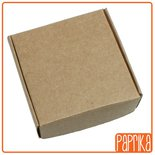 5 Scatole in cartoncino 7.5x7.5cm