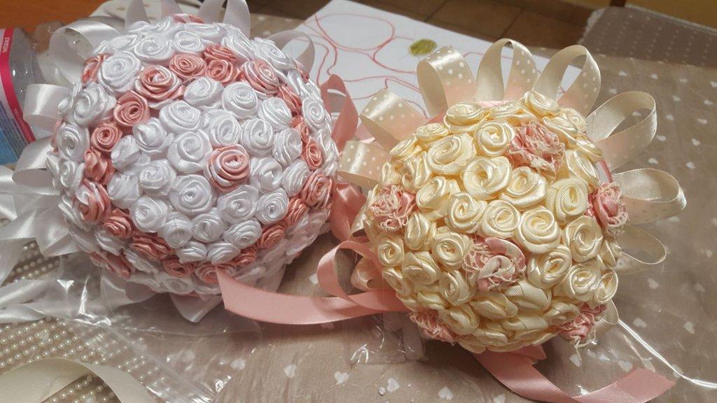 Fiori - bouquet - matrimonio - damigelle - diciottesimi - venticinquesimi