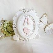 corcnice nascita compleanno con lettera