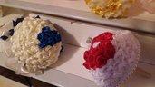 Spose - Fiori - donne - saggi - damigelle - anniversari - bouquet - artigianale