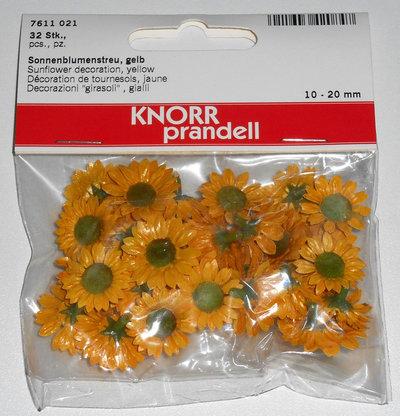 Decorazioni Girasoli 32 pezzi Knorr Prandell