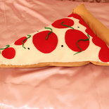 cuscino pizza fatto a mano :)