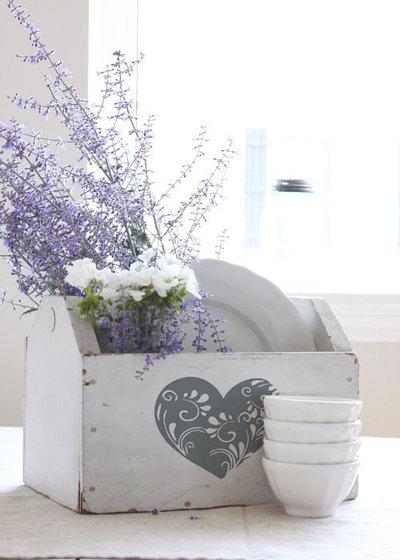 Adesivo decorativo Cuore Camouflage per mobili