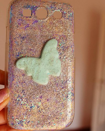 cover samsung s 3 butterfly