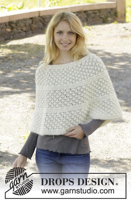 Eccezionale Poncho lana , coprispalle per l'inverno, poncho donna - Donna  QW74