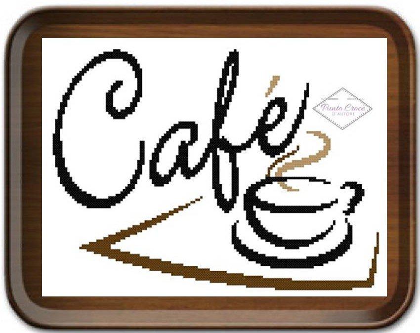 """SCHEMA PUNTO CROCE """"CAFE'"""""""
