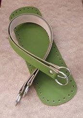 Set borsa verde