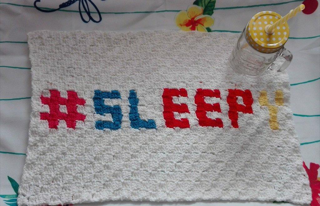 TOVAGLIETTA COLAZIONE #SLEEPY