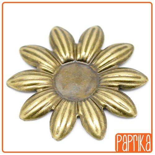 2 Filigrane bronzo 36mm