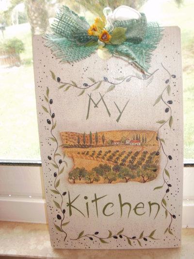 Tagliere cucina