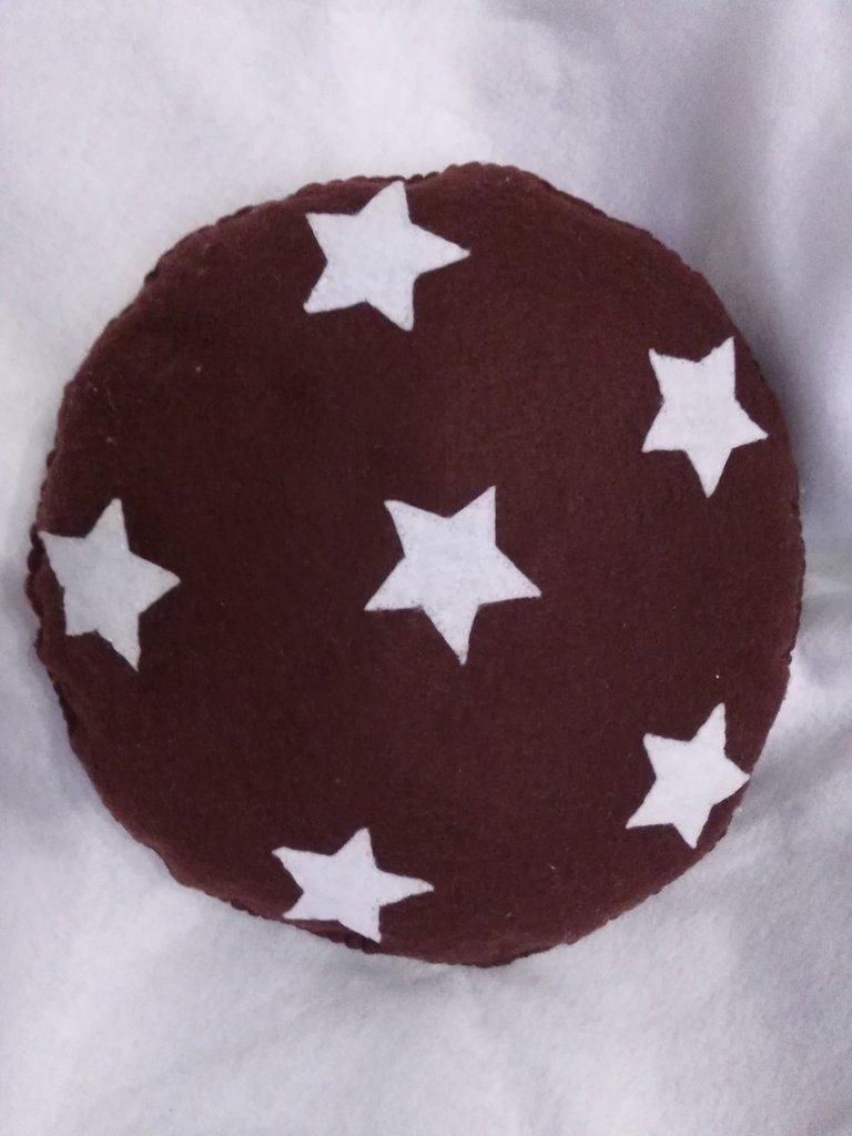 Cuscino arredo Pan di stelle