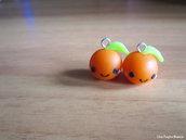 ciondolo arancia orange charm