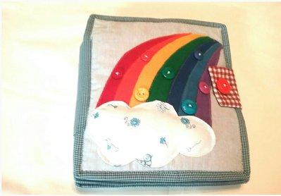 Quietbook, libro tattile, libro gioco