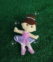 Ballerina in pannolenci