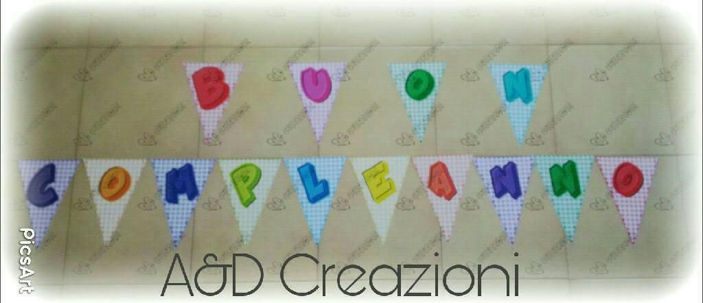 banner buon compleanno