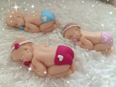 Bebè in fimo