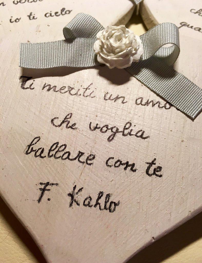 Frida Kahlo-ti meriti un amore.....