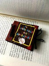 Mini agenda in cartoncino. Il libro delle mie avventure. Up