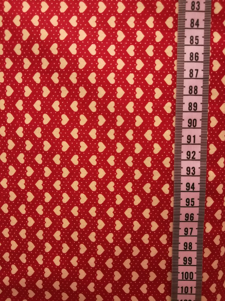 Tessuto cotone leggero 50x110cm