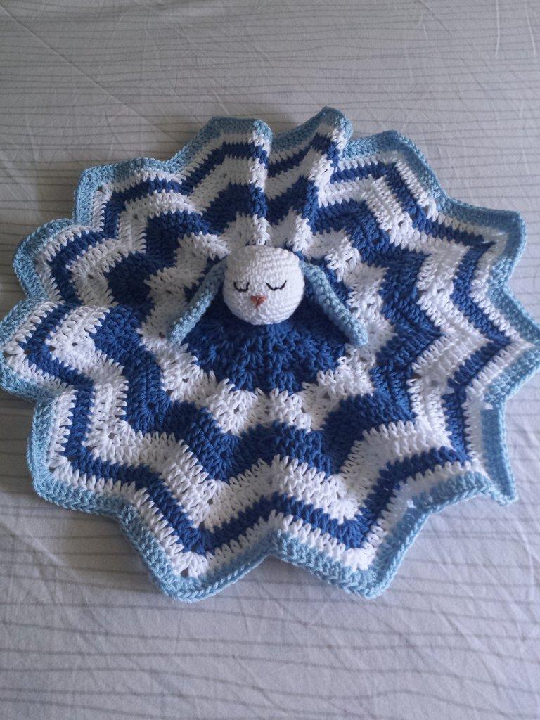 Copertina Doudou per neonati