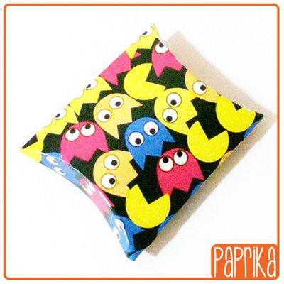 Scatolina Pacman 6x6x1,7cm