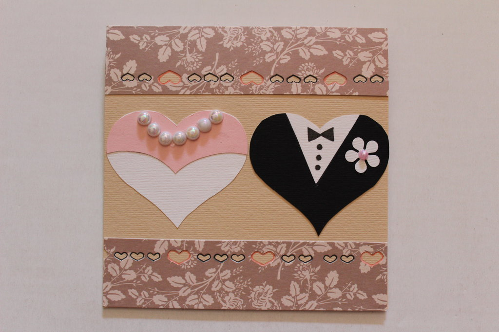 Auguri Matrimonio Ragazzi : Biglietto auguri matrimonio cuori feste biglietti e