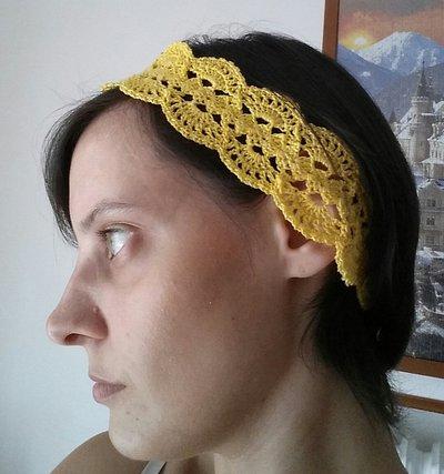 Fascia per capelli - Donna - Accessori - di Amore e ...