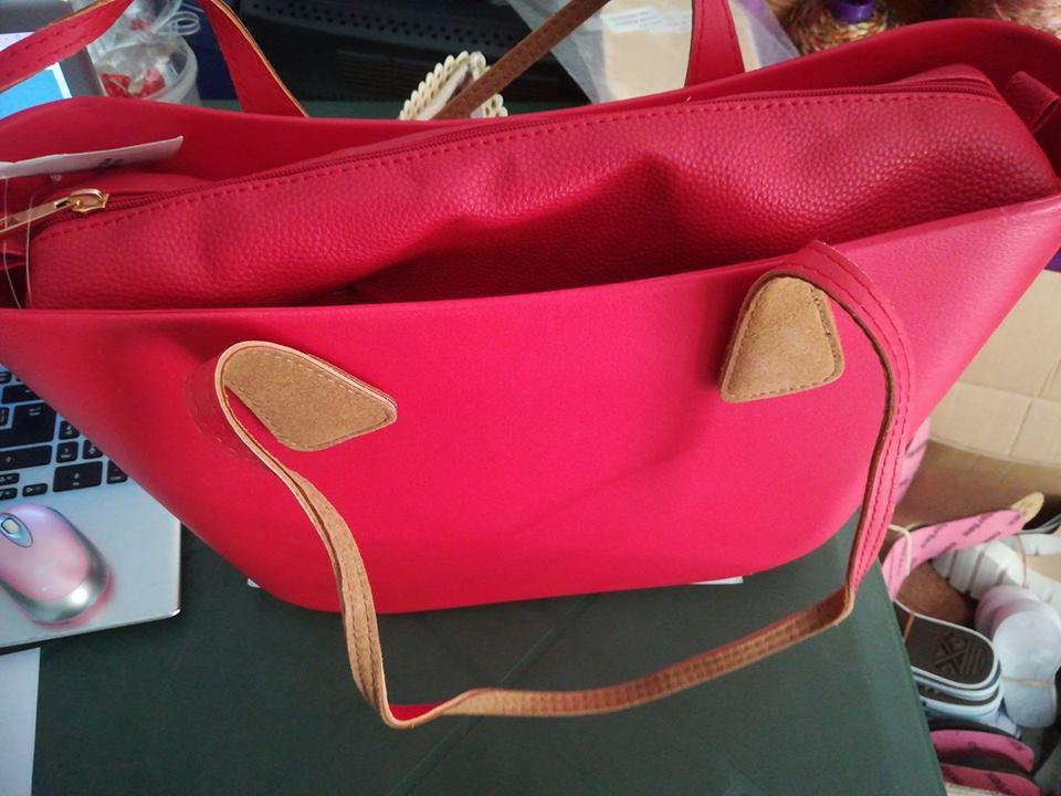 simil o bag rossa