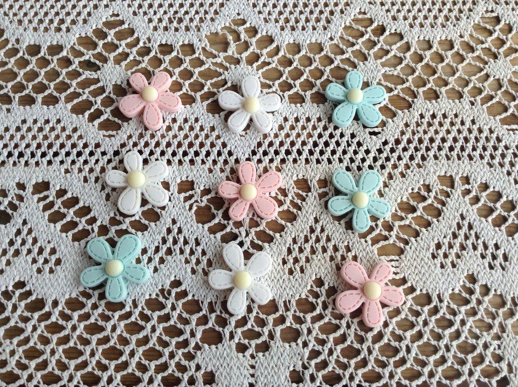 Fiori colorati per decorazioni
