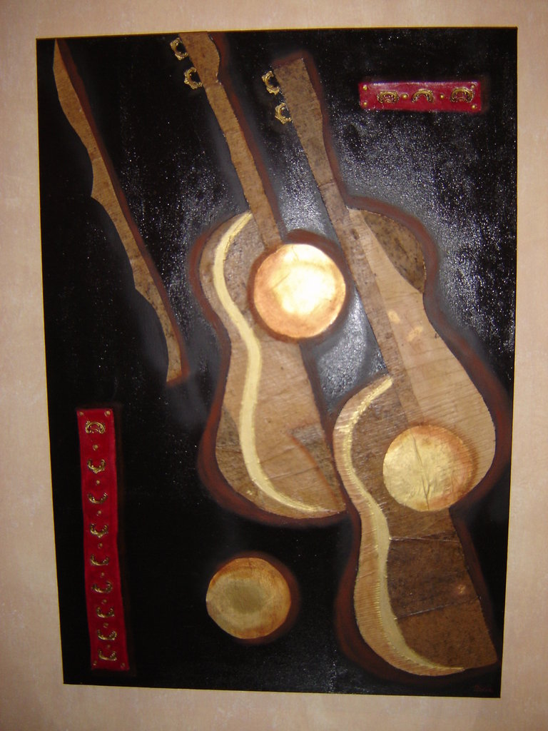 Guitares folles