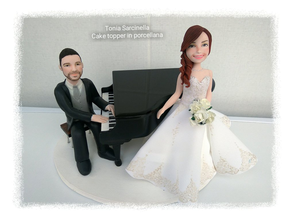 Sposi con pianoforte
