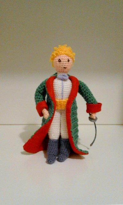 the little prince amigurumi crochet - Amigurumi Lab