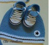 Cappellino e scarpette