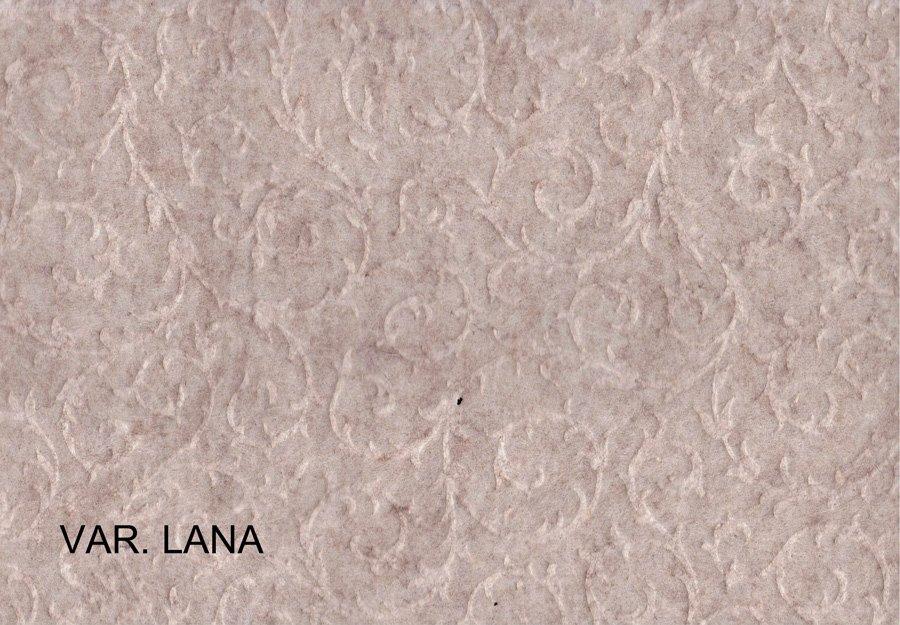 Feltro imprimè color lana 40x75cm effetto damascato