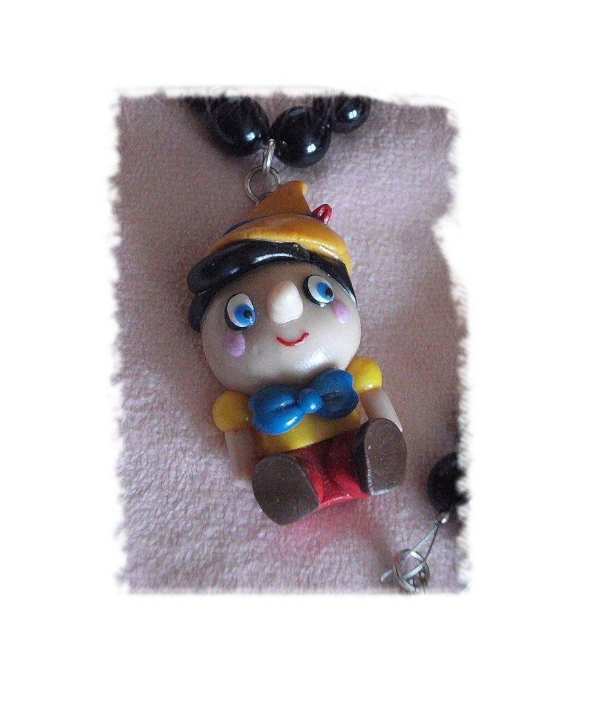 "COLLANA ""Pinocchio"""