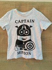 T-shirt da bambino dipinto a mano !