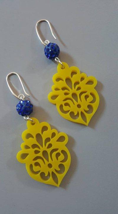 orecchini arabesque 'VENEZIA'